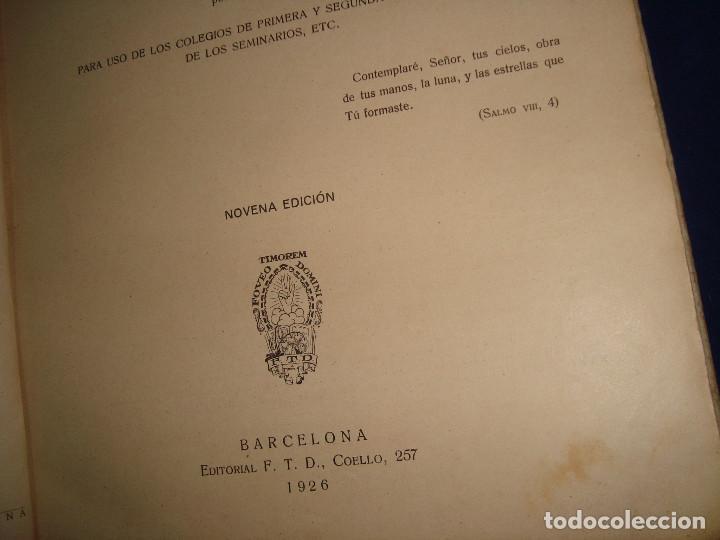 Libros antiguos: ATLAS UNIVERSAL DE 1926 POR F.T.D BARCELONA CUARTO GRADO CON VISTOSOS MAPAS DE LA ÉPOCA - Foto 4 - 69706729