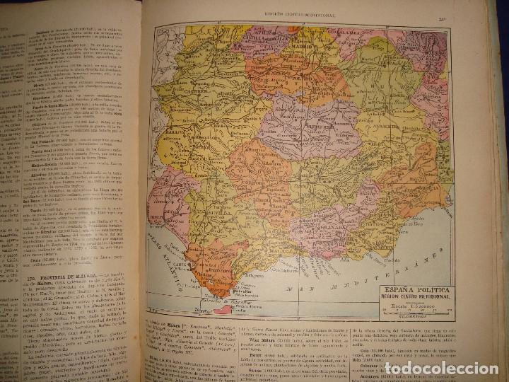 Libros antiguos: ATLAS UNIVERSAL DE 1926 POR F.T.D BARCELONA CUARTO GRADO CON VISTOSOS MAPAS DE LA ÉPOCA - Foto 7 - 69706729