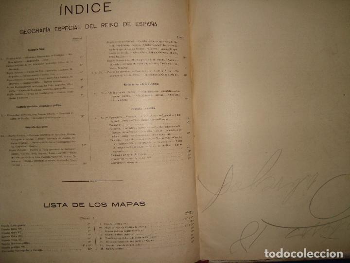 Libros antiguos: ATLAS UNIVERSAL DE 1926 POR F.T.D BARCELONA CUARTO GRADO CON VISTOSOS MAPAS DE LA ÉPOCA - Foto 8 - 69706729