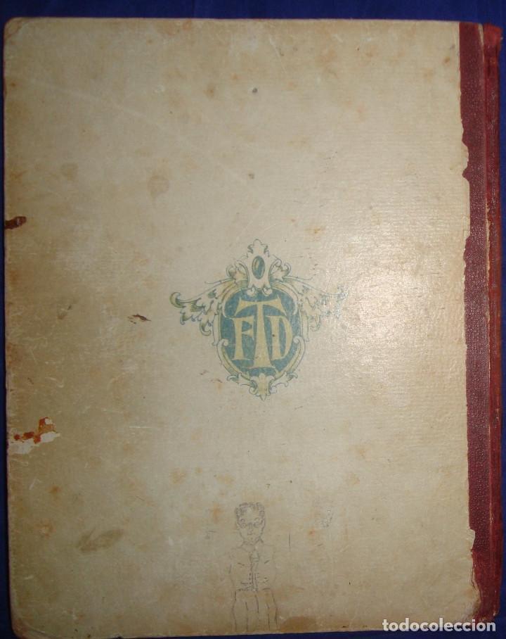 Libros antiguos: ATLAS UNIVERSAL DE 1926 POR F.T.D BARCELONA CUARTO GRADO CON VISTOSOS MAPAS DE LA ÉPOCA - Foto 9 - 69706729