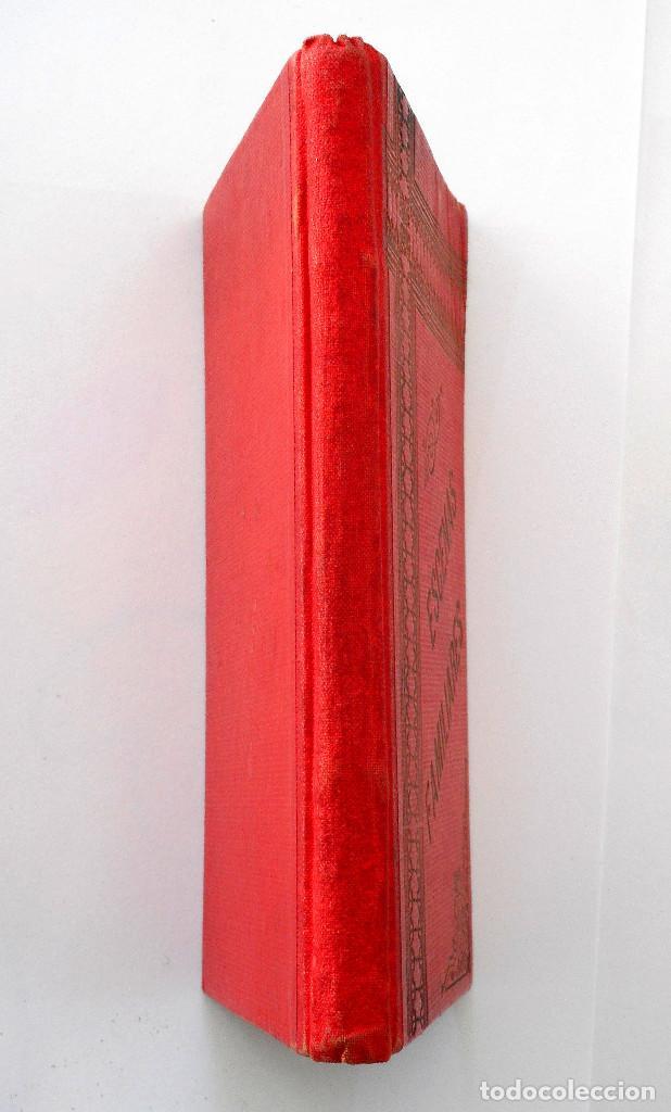 Libros antiguos: ESCENAS FAMILIARES – CANÓNIGO CRISTOBAL SEHMID – BARCELONA 1896 - Foto 2 - 70077437