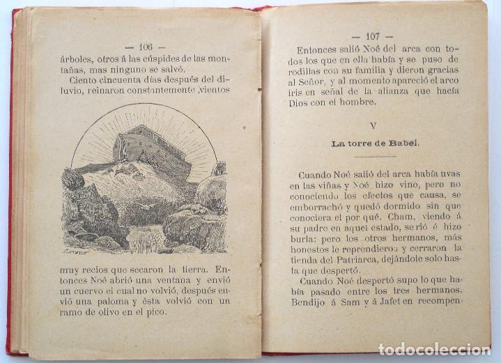 Libros antiguos: ESCENAS FAMILIARES – CANÓNIGO CRISTOBAL SEHMID – BARCELONA 1896 - Foto 6 - 70077437