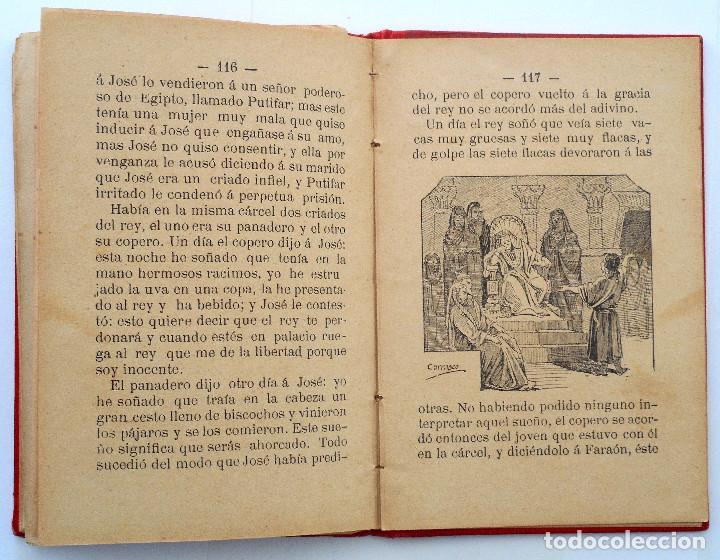 Libros antiguos: ESCENAS FAMILIARES – CANÓNIGO CRISTOBAL SEHMID – BARCELONA 1896 - Foto 7 - 70077437