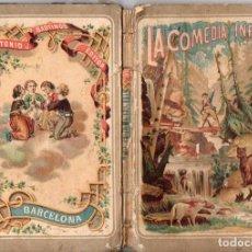 Libros antiguos: LUIS RATISBONNE : LA COMEDIA INFANTIL BASTINOS, 1897). Lote 70096853