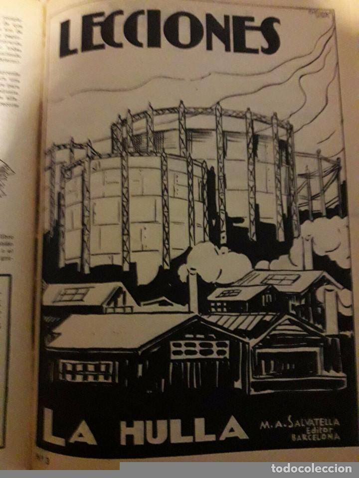 Libros antiguos: LECCIONES / PUBLICACIÓN PERIÓDICA / EDI. MIGUEL SALVATELLA - Foto 5 - 70377001