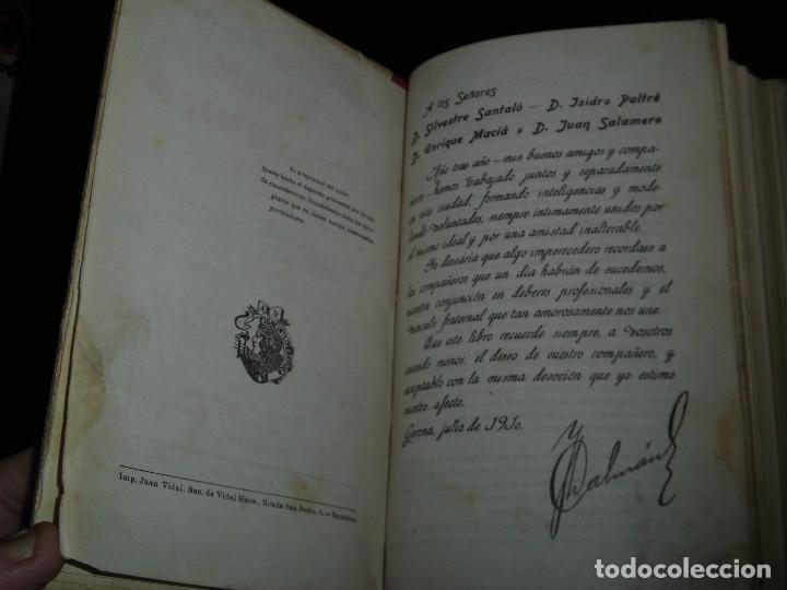 Libros antiguos: EUROPA.EL SEGUNDO MANUSCRITO.JOSE DALMAU CARLES 1915 - Foto 4 - 277673458