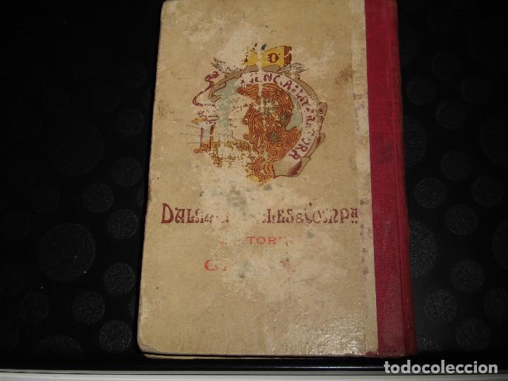 Libros antiguos: EUROPA.EL SEGUNDO MANUSCRITO.JOSE DALMAU CARLES 1915 - Foto 9 - 277673458