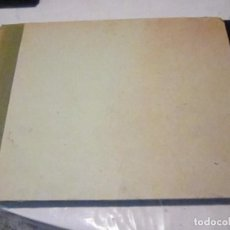 Libri antichi: ATLAS Y CUADROS CRONOLOGICOS - SINCRONICOS 1922 LIBRERIA DE LOS SUCESORES DE HERNANDO. Lote 73840595