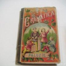 LIBRO DE GRAMÁTICA 1925 POR ESTEBAN PALUZÍE