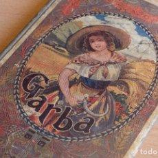 Livros antigos: GARBA - ANTOLOGIA DE LES LETRAS CATALANES - 1923. Lote 75514983