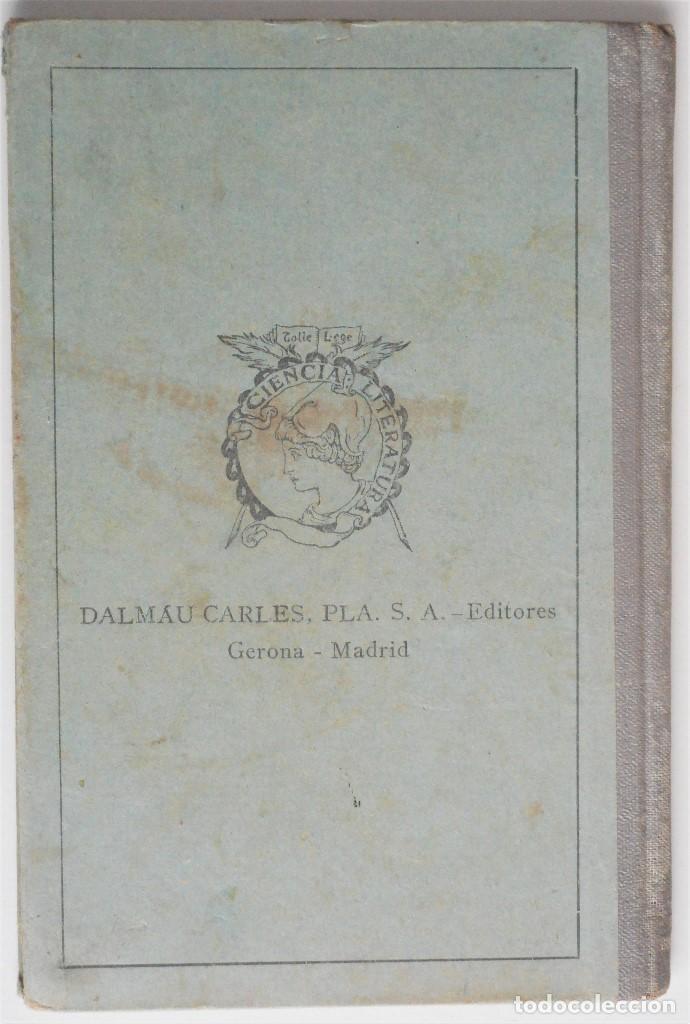 Libros antiguos: RUDIMENTOS DE ARITMÉTICA - JOSÉ DALMAU - GERONA 1936 - Foto 2 - 81700620