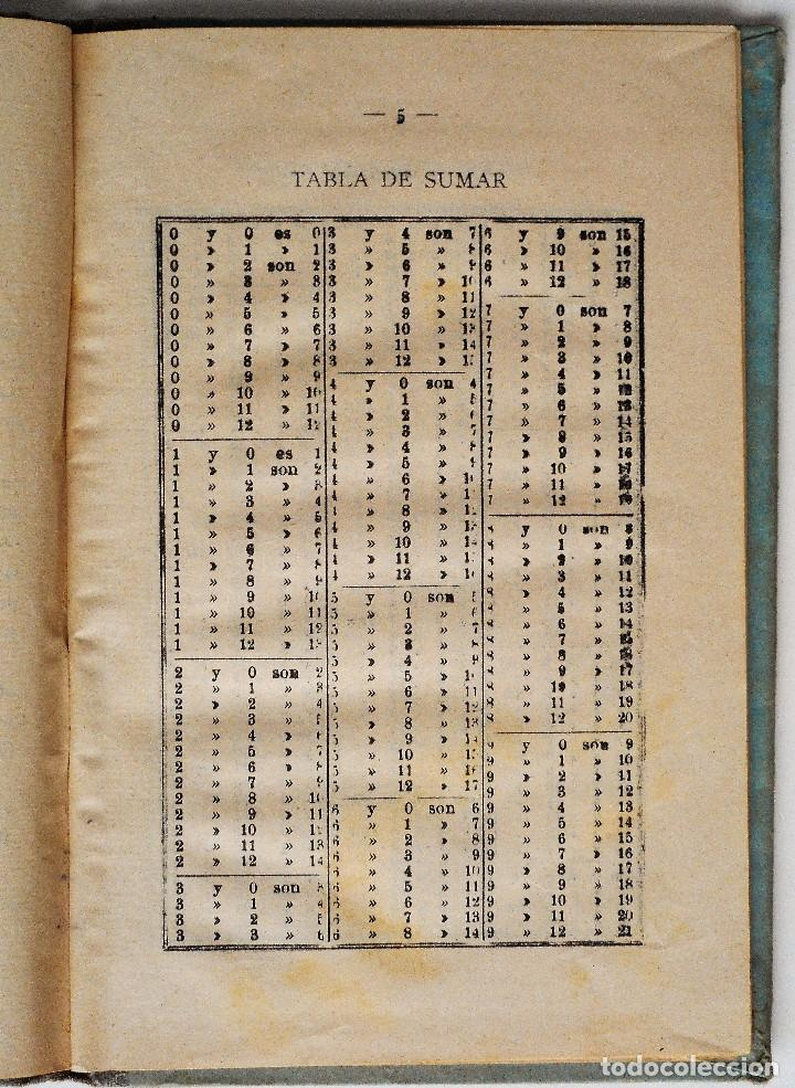 Libros antiguos: RUDIMENTOS DE ARITMÉTICA - JOSÉ DALMAU - GERONA 1936 - Foto 4 - 81700620