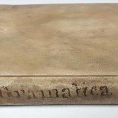 Libros antiguos: GRAMÁTICA CASTELLANA. TRATADO 1º DE LA ANALOGÍA Y SINTAXIS. VV. AA. IMP. V. É H. BRUSI. 1836.. Lote 81975500