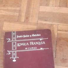 Libros antiguos: LIBRO ESCOLAR DE 1905. Lote 82112018