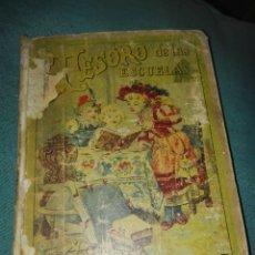 Libros antiguos: LIBRO TESORO DE LAS ESCUELAS SATURNINO CALLEJA. Lote 83648455