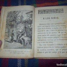 Libros antiguos: LOS DEBERES.PÁGINAS PARA LA INFANCIA. PARRAVICINI. SATURNINO CALLEJA. 1889. TODO UNA JOYITA!!!!. Lote 85472916
