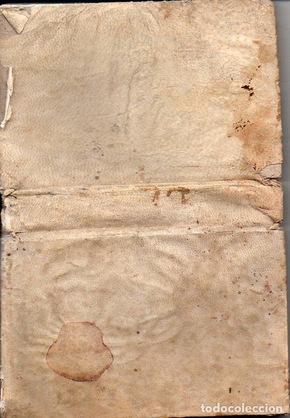 Libros antiguos: BALLOT : GRAMÁTICA DE LA LENGUA CASTELLANA (A. SIERRA, 1842) PERGAMINO - Foto 2 - 86505800