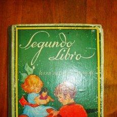 Libros antiguos: DALMAU CARLES, JOAQUÍN. SEGUNDO LIBRO : LECTURAS INFANTILES ; LECCIONES DE COSAS ; EJERCICIOS DE CÁL. Lote 86827488