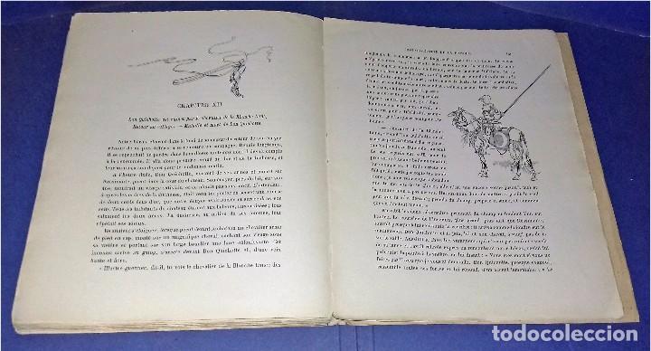 Libros antiguos: Don Quichotte de la Manche. Illustrations de Henri Morin. (1929) - Foto 5 - 86923516