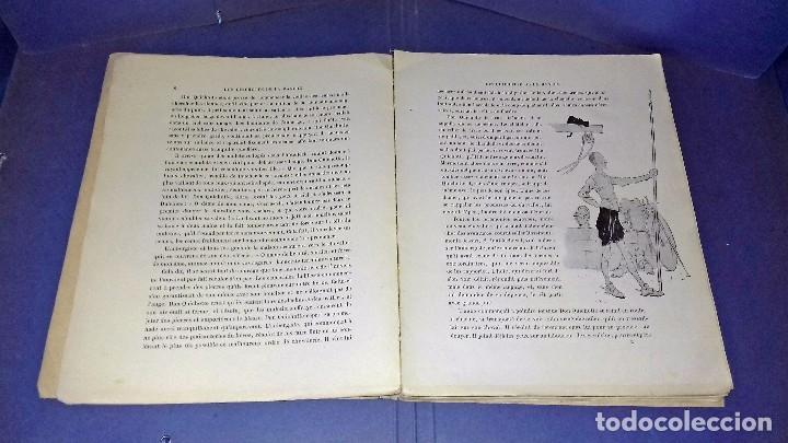 Libros antiguos: Don Quichotte de la Manche. Illustrations de Henri Morin. (1929) - Foto 8 - 86923516