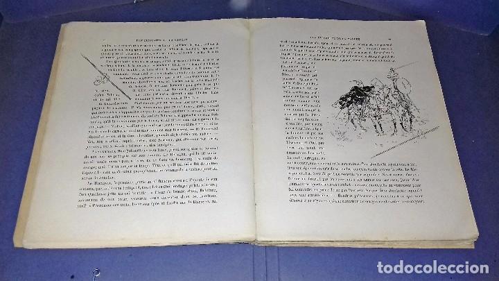 Libros antiguos: Don Quichotte de la Manche. Illustrations de Henri Morin. (1929) - Foto 9 - 86923516