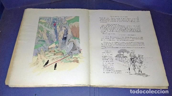 Libros antiguos: Don Quichotte de la Manche. Illustrations de Henri Morin. (1929) - Foto 10 - 86923516