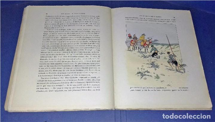 Libros antiguos: Don Quichotte de la Manche. Illustrations de Henri Morin. (1929) - Foto 12 - 86923516