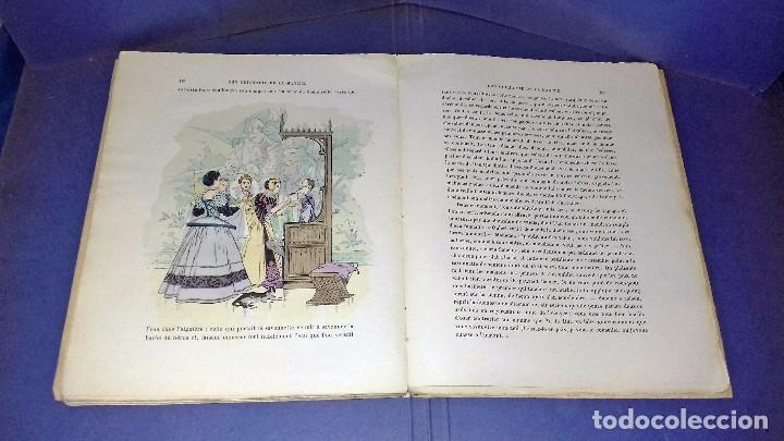 Libros antiguos: Don Quichotte de la Manche. Illustrations de Henri Morin. (1929) - Foto 13 - 86923516