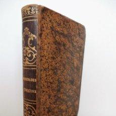 Libros antiguos: PASEOS INSTRUCTIVOS - PROMENADES INSTRUCTIVES (BARCELONA, 1865) - BIEN CONSERVADO, VER DETALLES. Lote 90110044