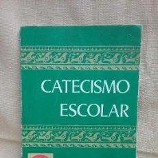 Libros antiguos: LIBRO TEXTO CATECISMO ESCOLAR 3 - SECRETARIADO NACIONAL DE CATEQUESIS COMISIÓN EPISCOPAL ENSEÑANZA. Lote 90113572