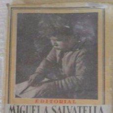 Libros antiguos: CATÁLOGO DE LIBROS EDITORIAL SALVATELLA. Lote 90195284