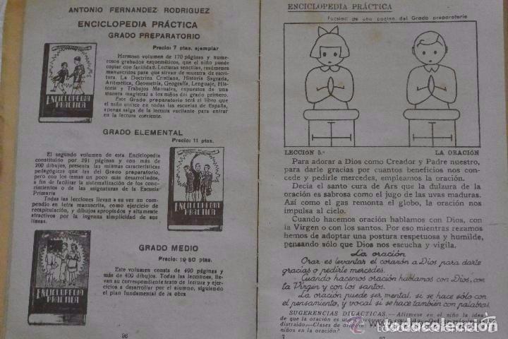 Libros antiguos: Catálogo de libros Editorial SALVATELLA - Foto 2 - 90195284