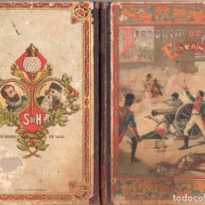 Libros antiguos: PERLADO MELERO : HISTORIA DE ESPAÑA PARA USO DE LOS NIÑOS (SUC. HERNANDO, 1905). Lote 92767440