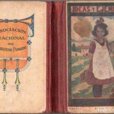 Libros antiguos: MARTÍ ALPERA : IDEAS Y EJEMPLOS (YAGÜES, 1927). Lote 92767505