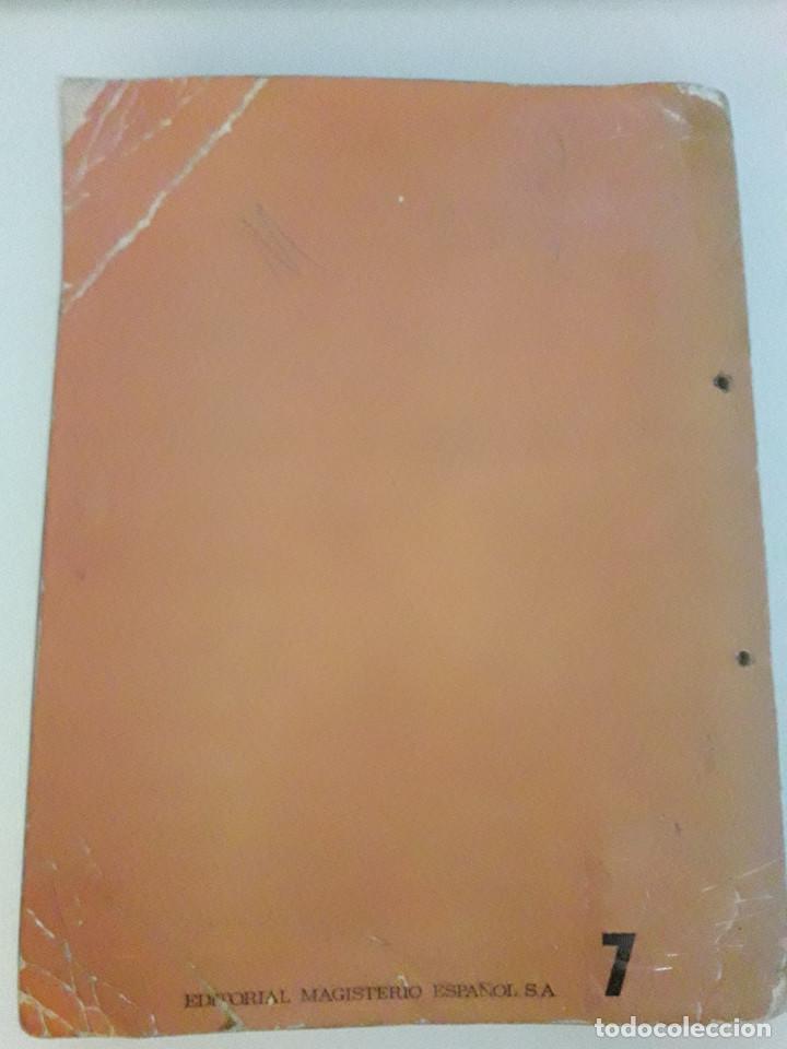 Libros antiguos: LIBRO MATEMATICAS 7 EGB - ALBERTO AIZPUN - ED. MAGISTERIO ESPAÑOL - 1974 - Foto 3 - 92987450