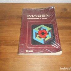 Libros antiguos: IMAGEN BACHILLERATO 1 CURSO, BRUNO. Lote 93711675