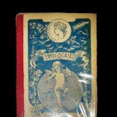 Libros antiguos: MANUSCRITO. POR D.JOSÉ FANCÉS. 1904..IMPRENTA DE EMILIO PASCUAL VALENCIA.. Lote 26575312