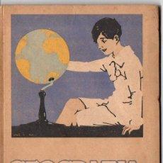 Libros antiguos: GLORIA GINER GARCÍA : GEOGRAFÍA 1ER. GRADO (CALLEJA, 1919). Lote 94063020