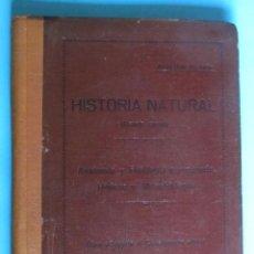 Libros antiguos: HISTORIA NATURAL. CUARTO CURSO. ANATOMÍA, FISIOLOGÍA. J. RUIZ DE AZÚA. EDITORIAL VASCA, ZARAUZ, 1935. Lote 94564259