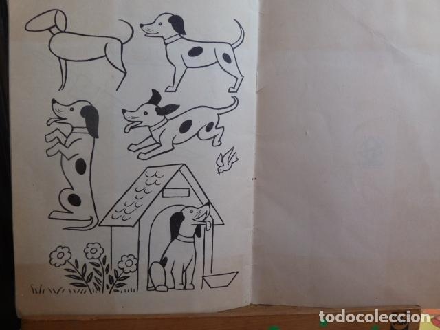 Libros antiguos: DIBUJO INFANTIL -POR EMILIO FREIXAS - - Foto 2 - 94729667