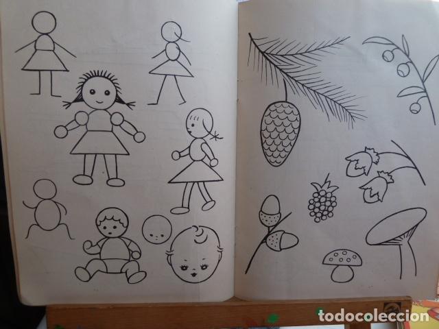 Libros antiguos: DIBUJO INFANTIL -POR EMILIO FREIXAS - - Foto 3 - 94729667