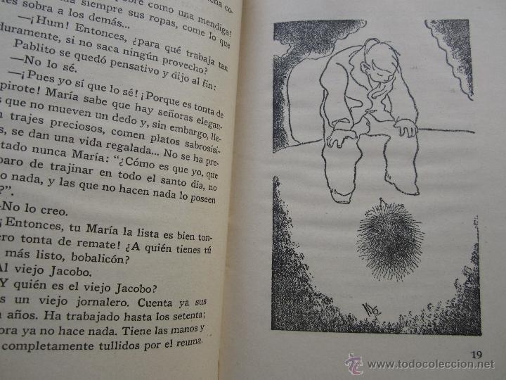 Libros antiguos: por que , cuento guerra civil para los niños antifacistas,instruccion publica 1936 republica - Foto 5 - 94778607