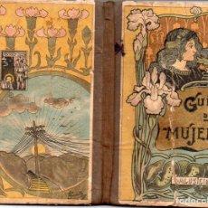 Libros antiguos: GUIA DE LA MUJER (PALUZIE, 1903) MANUSCRITO. Lote 94942020