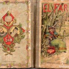 Libros antiguos: EL FARO DE LAS NIÑAS (SUC. HERNANDO, 1915) CON ILUSTRACIONES. Lote 94942163