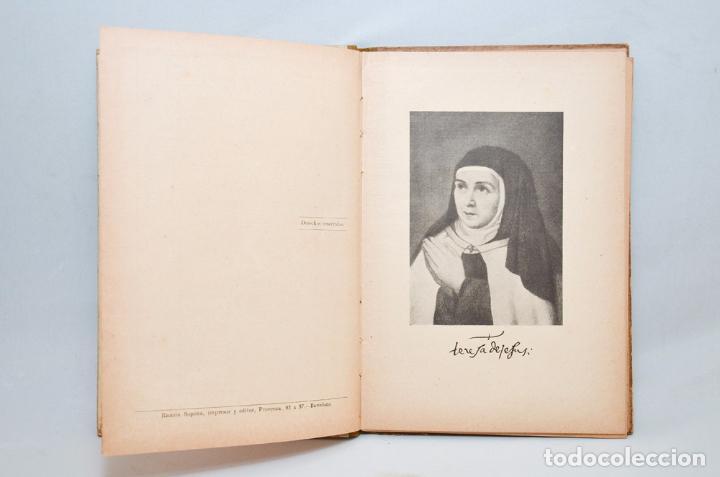 Libros antiguos: SANTA TERESA DE JESÚS - Foto 4 - 95326016