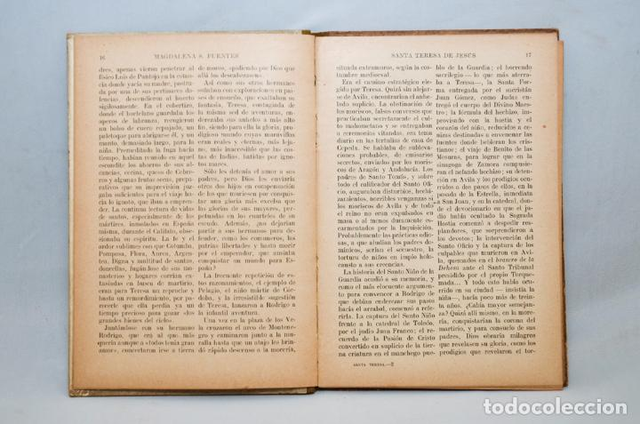 Libros antiguos: SANTA TERESA DE JESÚS - Foto 5 - 95326016