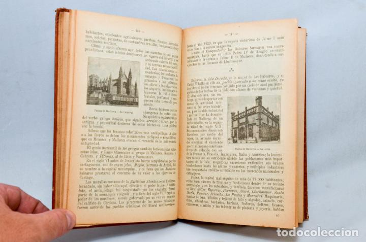 Libros antiguos: ESPAÑA, MI PATRIA - Foto 4 - 95326036