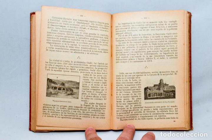 Libros antiguos: ESPAÑA, MI PATRIA - Foto 5 - 95326036