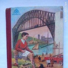 Libros antiguos: GEOMETRÍA. PRIMER GRADO. EDITORIAL LUIS VIVES -1952. Lote 95488491