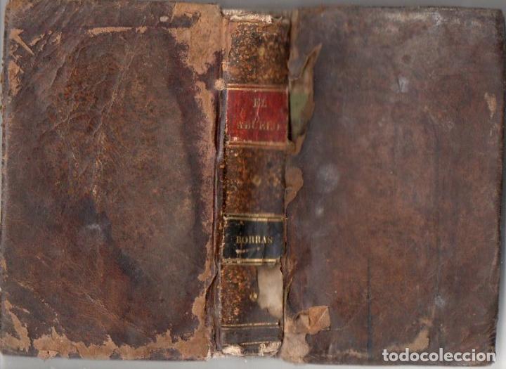 Libros antiguos: ANTONIO BERGNES : EL ABUELO (1840) - Foto 2 - 95624467